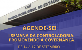Governo do Tocantins realiza 1ª Semana da Controladoria: promovendo a governança