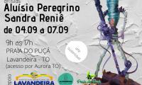 """Com apoio da Adetuc, Município de Lavandeira recebe segunda mostra da exposição """"Os Peregrinos – Arte Urbana"""""""
