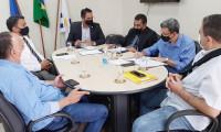 Secretaria da Administração reúne-se com representantes da Câmara Técnica que analisa passivo retroativo devido aos servidores estaduais