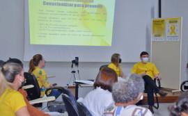 Hospital Geral de Palmas promove ações de conscientização e prevenção ao suicídio em campanha do Setembro Amarelo