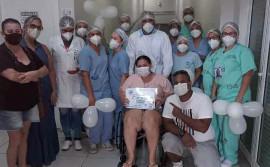 Hospital de Combate à Covid-19 do Tocantins celebra mais de mil vidas salvas em um ano de funcionamento