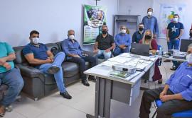 Representantes da Agência de Defesa Agropecuária de Alagoas vêm ao Tocantins conhecer sistema informatizado da Adapec