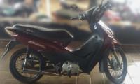 Núcleo de Inteligência do DETRAN/TO retira de circulação moto furtada no estado do Pará