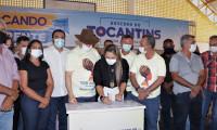 Governo do Tocantins e SSP promovem ação cidadã em comunidade quilombola e assinatura de termo para Núcleo de Identificação em Santa Tereza