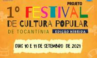 Com apoio da Adetuc, Tocantínia recebe  1º Festival de Cultura Popular