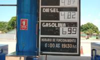 Posto de combustíveis em Pau D'arco é autuado pelo Procon Tocantins por aumento injustificado