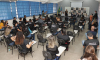 Em parceria com a Polícia Federal, Segurança Pública do Tocantins promove curso de aperfeiçoamento em Papiloscopia
