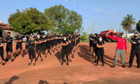 Secretaria da Cidadania e Justiça capacita policiais penais em Curso de Ações de Operações Policiais no norte do Tocantins