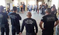 Unidade Penal de Segurança Máxima do Cariri realiza ação de atenção à saúde dos servidores