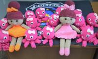 Seciju inicia campanha de arrecadação de materiais para produção de bonecas de crochê a serem doadas no Dia das Crianças