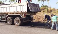 Governo do Tocantins realiza Mutirão de Manutenção de Rodovias estaduais na regional de Guaraí