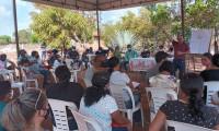 No sul do Estado, Governo do Tocantins orienta agricultores familiares sobre acesso ao crédito rural pelo Pronaf