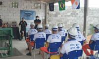 Cidadania e Justiça inicia curso de pedreiro para custodiados da Unidade Penal de Guaraí