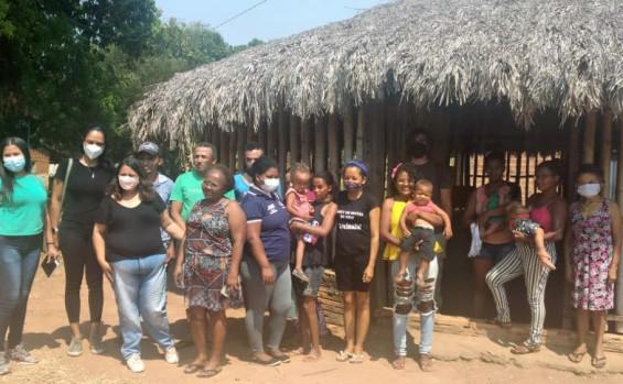 Comunidades quilombolas são ouvidas e tiram dúvidas sobre audiências públicas referentes à concessão de serviços de turismo do Parque Estadual do Jalapão