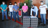ATI recebe do Tribunal de Justiça do Tocantins doação de equipamentos de tecnologia da informação