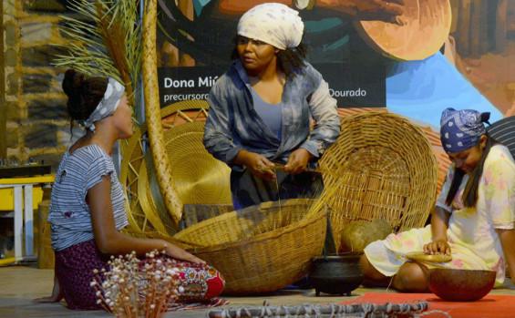 Festa da Colheita do Capim Dourado evidencia tradição e cultura quilombola