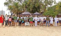 Meio Ambiente realiza blitz educativa nas praias de Palmas
