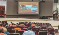 Brasília: CBM leva experiências do Tocantins ao 1º Seminário Internacional de Gestão em Incêndios Florestais