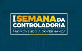 Governo do Tocantins orienta sobre a emissão dos certificados de participação na 1ª Semana da Controladoria: promovendo a governança