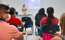 Servidores do É Pra Já de Araguaína recebem capacitação em gestão de pessoas