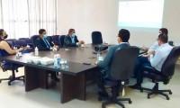 Agência Reguladora Tocantinense faz visita técnica a Agência Reguladora Goiana