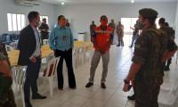 Segurança Pública do Tocantins participa de reunião que planeja simulação e treinamento preventivo para situação de rompimento de barragem em Lajeado