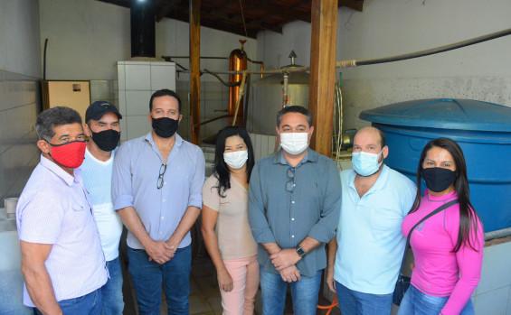Governo do Tocantins debate apoio e difusão de novos atrativos turísticos das Serras Gerais