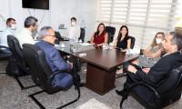 Estudos para implantação de energia solar em órgãos públicos são discutidos pelo Governo do Tocantins