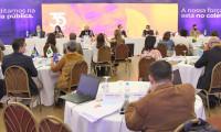 Secretária Adriana Aguiar participa da II reunião ordinária do Consed em São Paulo