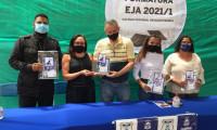 Seciju e Seduc formam custodiados da Unidade Penal de Araguatins no ensino fundamental