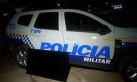 PM  detém homem por furto em estabelecimento  comercial de Araguaína