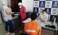 Seciju intensifica assistência à saúde e religiosa para custodiados nas unidades penais do Tocantins