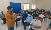 Extensionistas do Ruraltins  recebem capacitação técnica sobre cultivo de banana e maracujá