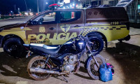 Polícia Militar recupera duas motocicletas em Palmas e Luzimangues