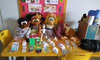 Com incentivo da Adetuc, escolas municipais recebem oficina de teatro de bonecos em Araguaína