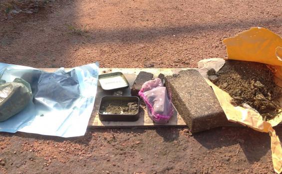 Em Colmeia, Polícia Civil incinera substâncias entorpecentes apreendidas na cidade
