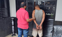 Homem suspeito de tentar matar duas pessoas em Tocantínia é preso em flagrante pela Polícia Civil
