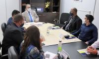 Equipe da Sics se reúne com representantes da Sudam para debater estratégias de desenvolvimento regional
