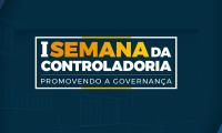 """COMUNICADO - Emissão dos certificados de participação na """"I Semana da Controladoria: promovendo a governança"""""""