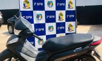 Dupla é presa pela PM suspeita de praticar roubo em Araguaína