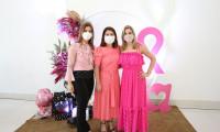 Secretária Adriana Aguiar participa da abertura da campanha Outubro Rosa do Hospital de Amor de Palmas