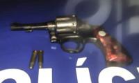 Polícia Militar prende homem por porte ilegal de arma de fogo em Palmas