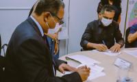 Secretaria de Indústria e Comércio recebe empresários para assinatura dos Contratos de Concessão de Incentivo Fiscal
