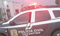 Homem investigado pela prática de estelionatos é preso pela Polícia Civil com documento falso em Porto Nacional