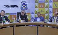 Governador Carlesse e Ministro da Justiça inauguram Cidade da Polícia e entregam armas e equipamentos para a Segurança Pública