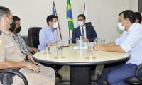 Secretário da Administração e prefeitos da região sudeste debatem parcerias para doação de bens