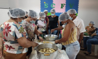 Em Recursolândia produtores rurais participam de curso sobre boas práticas na fabricação de alimentos