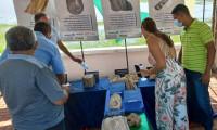 Monumento Natural realiza exposição na celebração de aniversário de Filadélfia no Tocantins