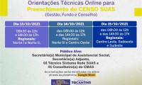 Orientações técnicas sobre o preenchimento do Censo Suas