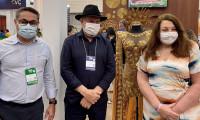 Governador Mauro Carlesse visita Abav Expo & Collab e reafirma compromisso com turismo e cultura tocantinense